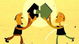 Heredé el 50% de un piso en Madrid y quiero comprar el otro 50%, ¿qué debo hacer?