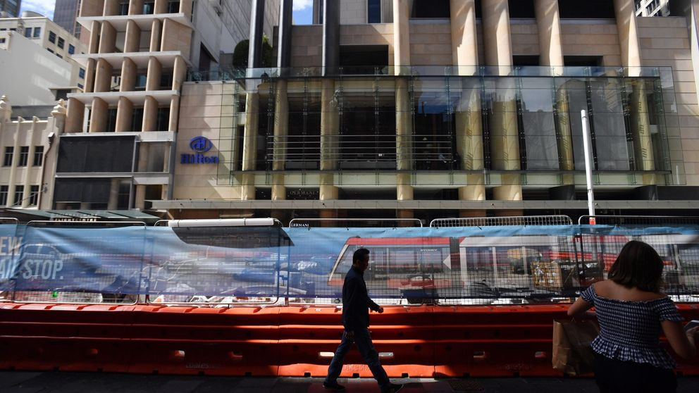 Acciona acuerda una indemnización por el tren ligero de Sídney