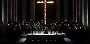 Post de Una claustrofóbica versión de 'Don Carlo' de Verdi abre la temporada del Teatro Real