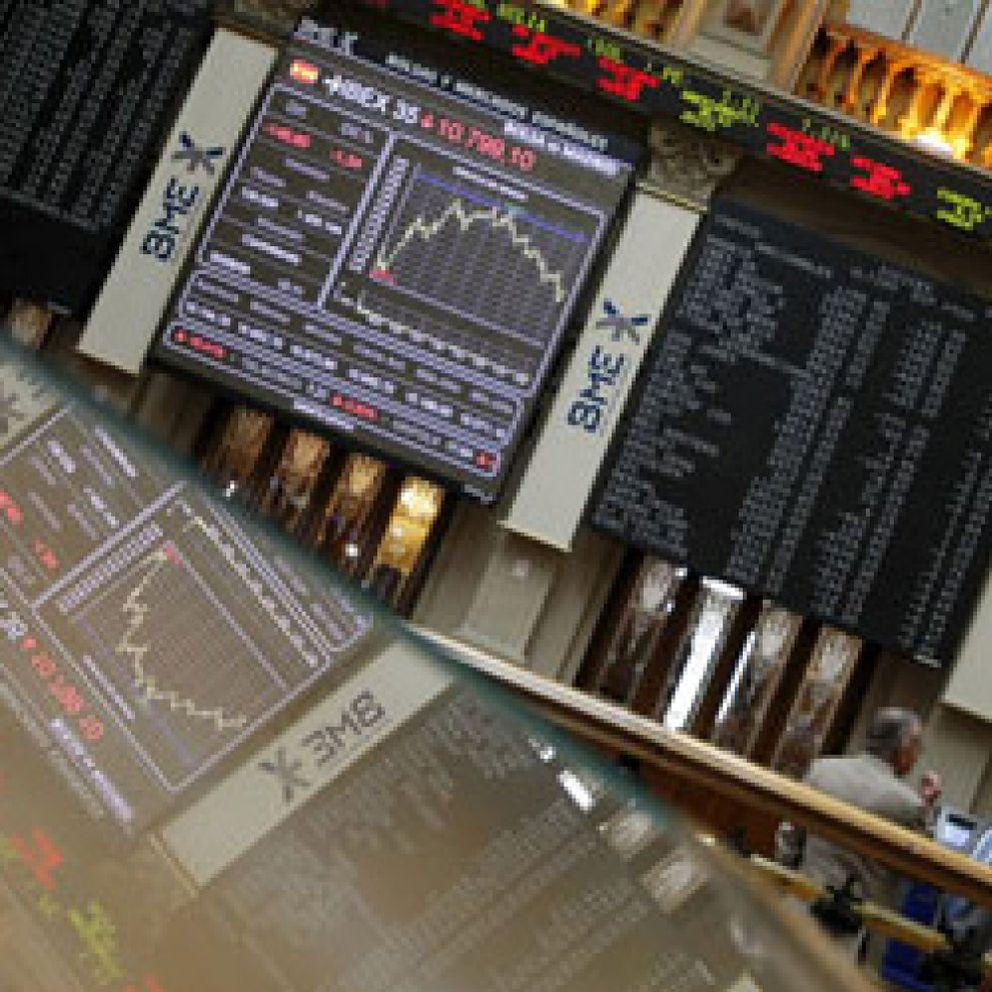 Foto: Banesto salva el nivel de los 2 euros y se recupera desde mínimos de 1989