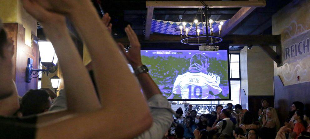 Foto: El deporte televisado en España es entre un 17 y un 53% más caro que en Europa (EFE)