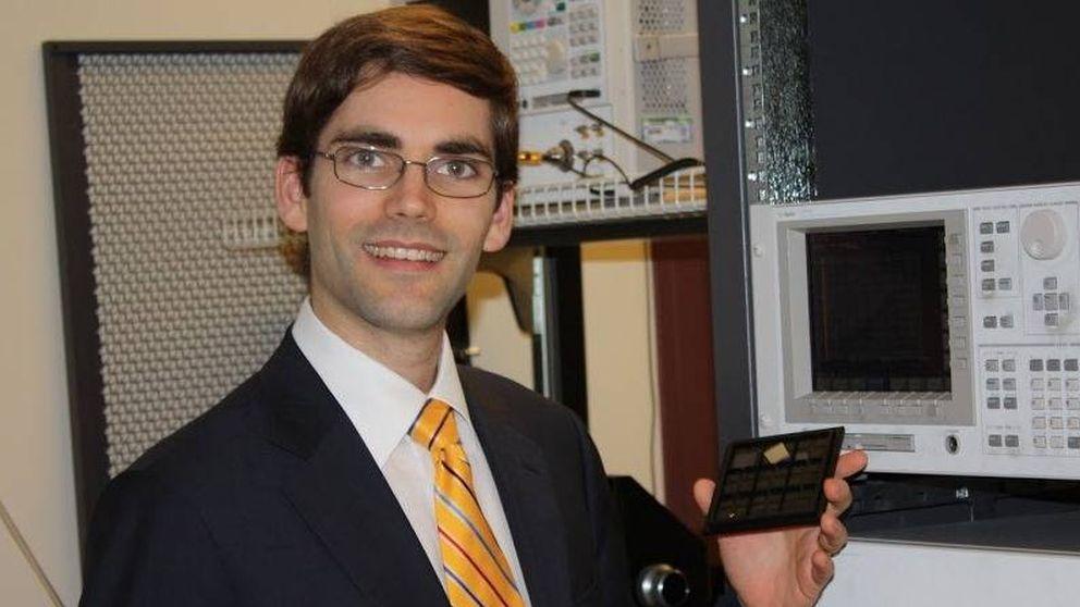 Cargar tu móvil con wifi: la idea de un joven ingeniero español del MIT