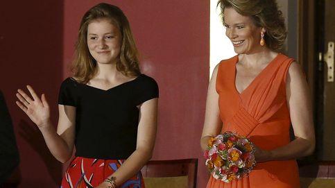 Elisabeth de Bélgica ya hace sombra a su madre, la reina Matilde