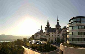 El Dodler Grand Hotel de Zurich, capital gastronómica mundial