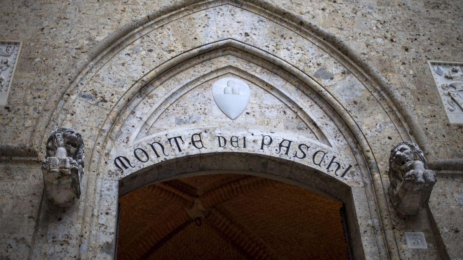 Foto: Monte dei Paschi di Siena (Efe)