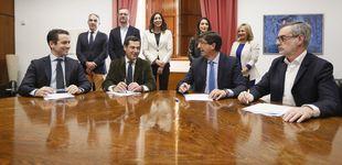 Post de ¿Cordón sanitario con la ultraderecha? Los socios de PP y Cs en la UE se ponen de perfil