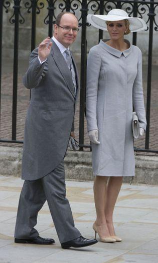 Foto: El príncipe Alberto, listo para sus tres días de boda