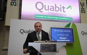Quabit sobrevive a Astroc y celebra con subidas su refinanciación