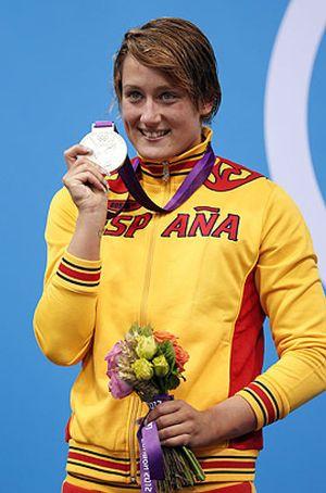 Las medallas, un problema más en la renovación de Mireia Belmonte