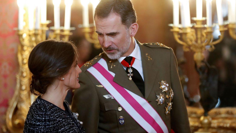 La única tradición que mantienen los reyes Felipe y Letizia en Navidad