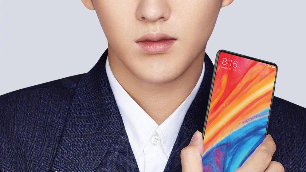 Foto: Una de las imágenes promocionales que han quedado al descubierto (Xiaomi)
