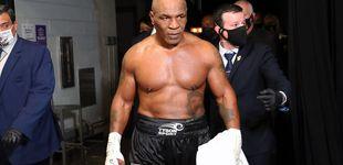 Post de Mike Tyson volvió al ring después de 15 años con un combate nulo