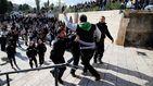 Miles de palestinos protestan en las calles e Israel envía más tropas a Cisjordania
