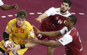 España no cede ante Qatar en un compromiso de máxima exigencia
