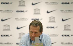 A Schuster se le agota el crédito: en el Málaga ya le buscan sustituto