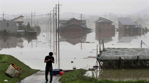 Los equipos de rescate de Japón buscan a los desaparecidos que dejan las lluvias