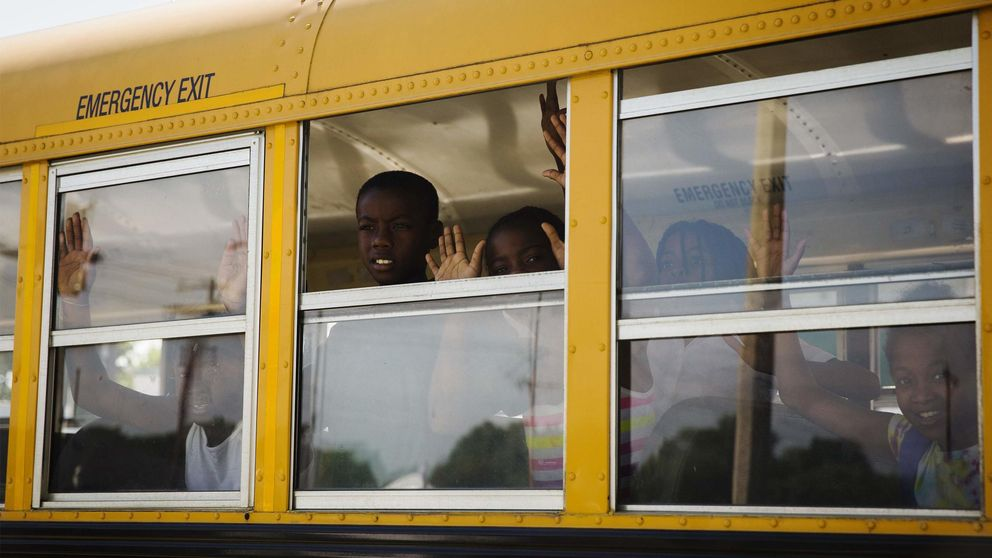 La ciudad donde los negros no van al colegio con los blancos... ni viceversa