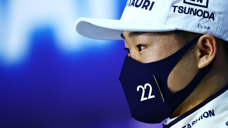 Yuki Tsunoda, la gran joya japonesa de la F1 que no para de decir tacos por la radio