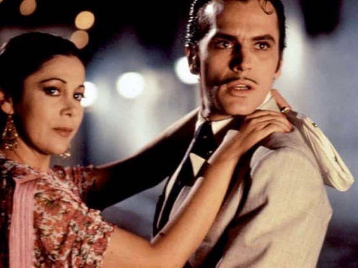 Foto: Pantoja y Coronado en un fotograma de 'Yo soy esa'