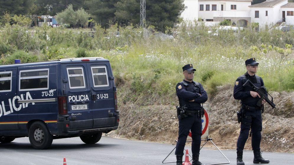 Foto: Detenido un hombre tras saltarse un control policial con 482 kilos de cocaína. (EFE)