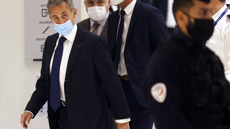 Sarkozy, condenado a tres años de cárcel por corrupción, aunque no pisará la prisión
