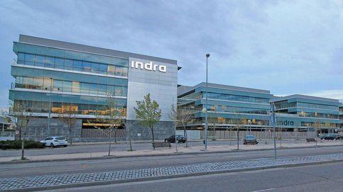 Indra se dispara en bolsa pese a ganar un 35% menos hasta septiembre