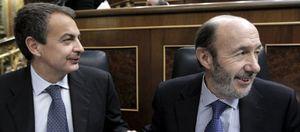 Foto: Zapatero anuncia que no renovará la ayuda de 426 euros a parados que agoten su prestación