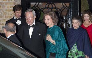 La Reina Sofía cambia Londres por Grecia