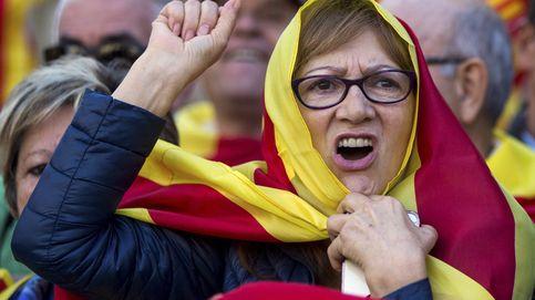 La Cataluña rota que el 'procés' no ve: Les extraña que la otra gente esté sufriendo