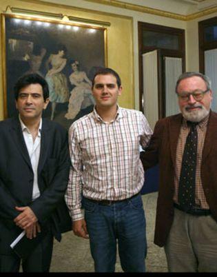 Foto: Arcadi Espada considera una mala noticia la reelección de Rivera como presidente de Ciutadans