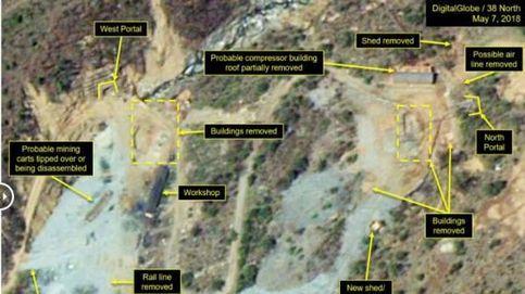 Corea del Norte ya está desmantelando su centro de pruebas nucleares