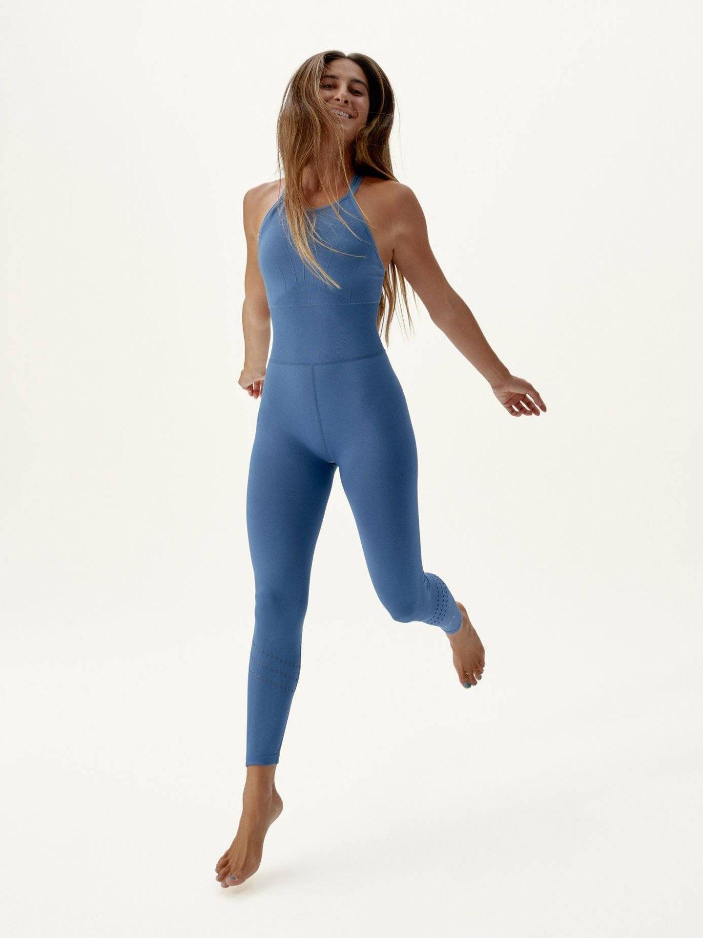 Mono de FFitCoco para Born Living Yoga.