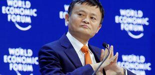 Post de Al éxito solo se llega por un camino, según Jack Ma, y lo ha contado en Davos