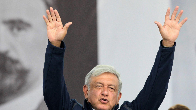 El presidente electo Andrés Manuel López Obrador. (Reuters)