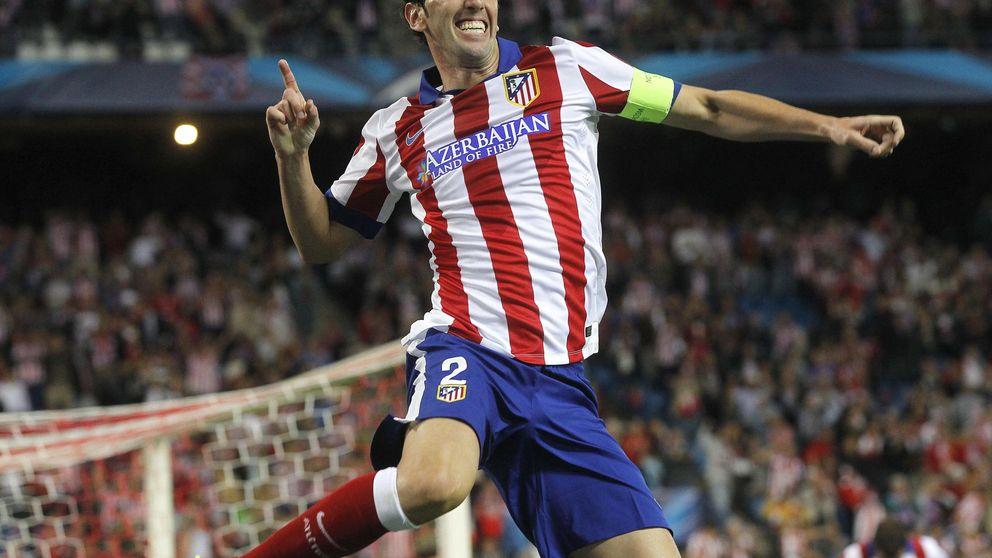 Ni 40 millones de euros consiguen que Godín abandone el Atlético de Madrid