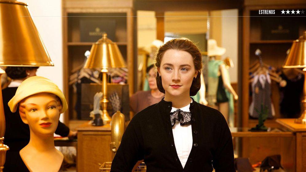 Foto: Fotograma de la película 'Brooklyn'.