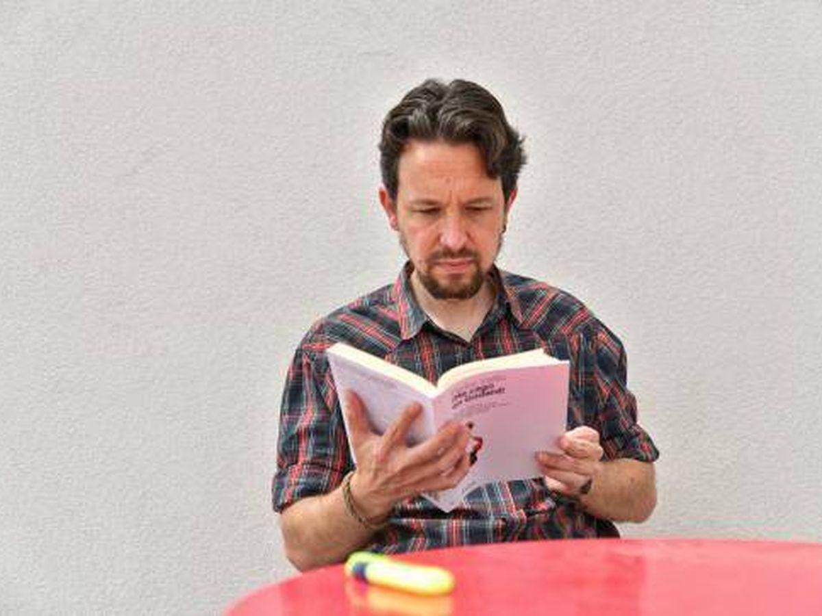 Foto: El exvicepresidente segundo y exlíder de Podemos, Pablo Iglesias. (Dani Gago)