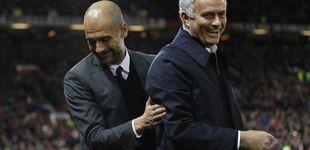 Post de Del primer año en blanco (con perdón) de Guardiola a las migajas de Mourinho