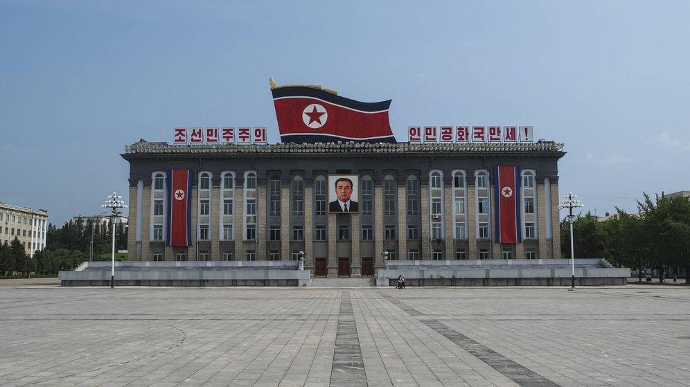 Foto: Oficina 39 en Corea del Norte. (iStock)