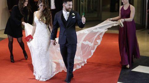 Así bailaron Leo Messi y Antonella Roccuzzo en su boda