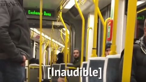 Defienden a dos españoles de un ataque xenófobo en el tranvía de Manchester
