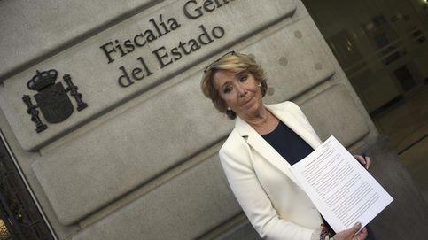 Aguirre niega que exista a su nombre una cuenta oculta a la Agencia Tributaria