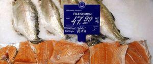 Foto: El salmón del Báltico, prohibido por sus efectos cancerígenos, se cuela en la Unión Europea