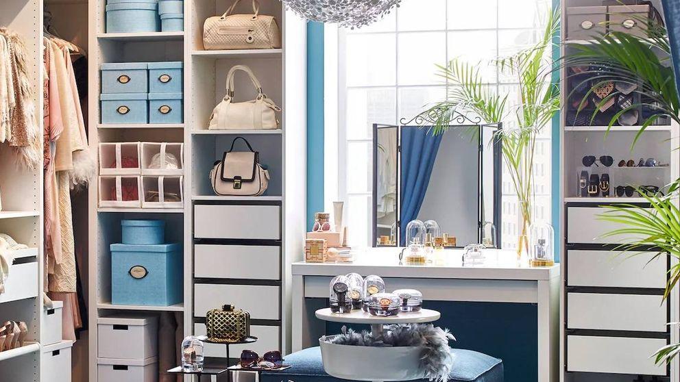 Un armario siempre en orden es posible con estos consejos y trucos de Ikea