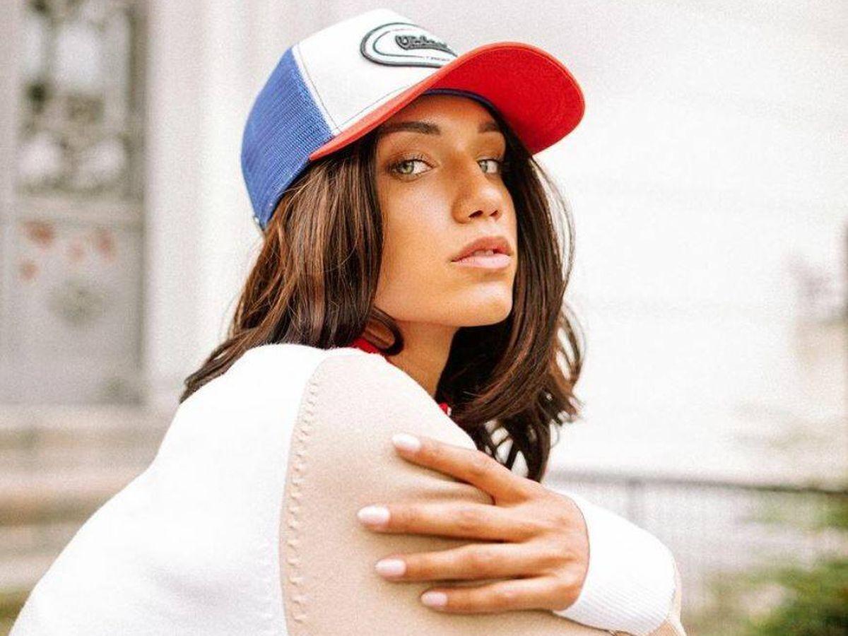 Foto: Uno de los modelos de la gorra Oblack Caps. (RR.SS.)