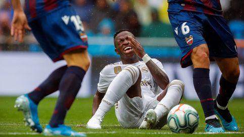 Quiénes son los protectores de Vinícius en el Real Madrid en sus días más complicados