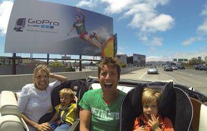 Así obró un surfista arruinado el milagro de GoPro, la nueva Kodak