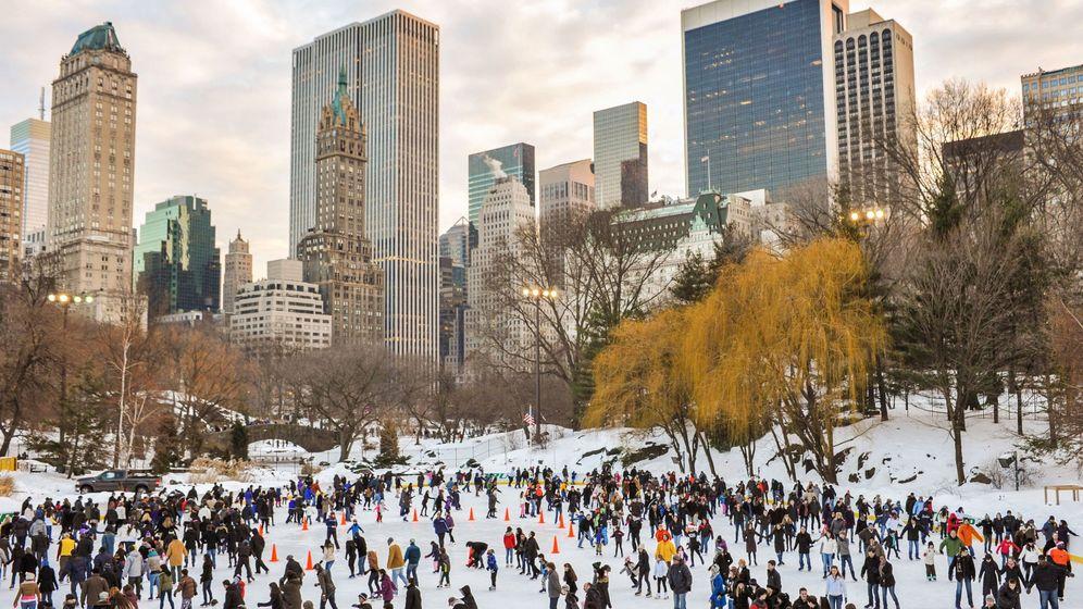 Foto: La ciudad de Nueva York, a un solo click. (EFE)