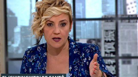 El zasca de Cristina Pardo a Toni Cantó por su espantada en La Sexta