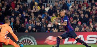 Post de Roban la casa de Boateng mientras jugaba con el Barcelona ante el Valladolid